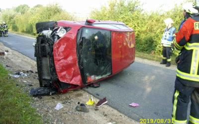 Einsatz: Verkehrsunfall